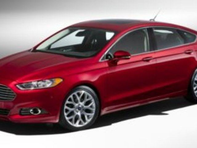 2014 FORD FUSION SE Accident Free, Bluetooth, A/C, - Edmonton in Sherwood Park, Alberta