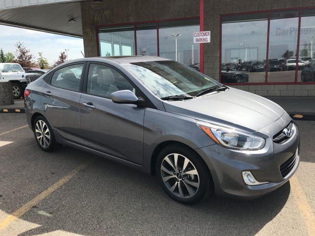 2016 Hyundai Accent GL Accident Free, Heated Seats, Bluetooth, A/C, - Edmonton in Sherwood Park, Alberta