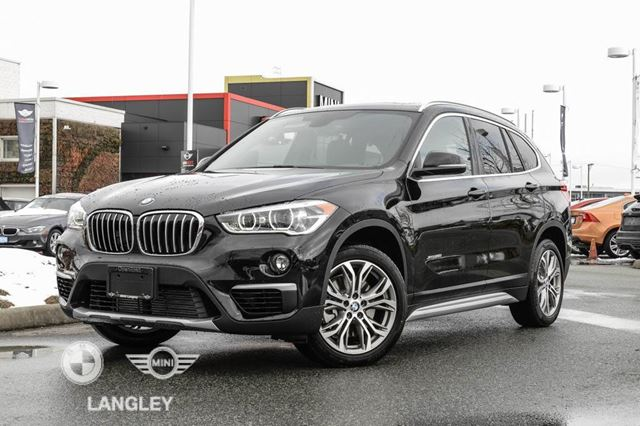 2017 BMW X1 M Sport Line, Premium Package Enhanced w/ 481,  in Langley, British Columbia