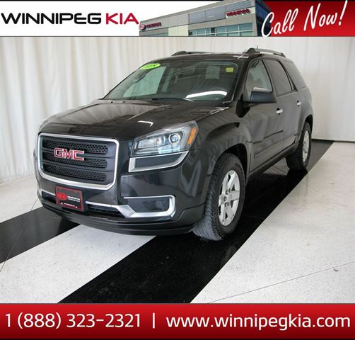 2015 GMC Acadia SLE1 in Winnipeg, Manitoba
