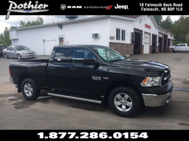 2017 Dodge RAM 1500 SXT  CLOTH  TOW MIRRORS  SAT  in Windsor, Nova Scotia