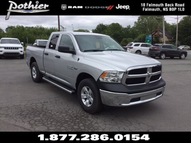 2017 Dodge RAM 1500 Express  CLOTH  HEATED MIRRORS  KEYLESS  in Windsor, Nova Scotia