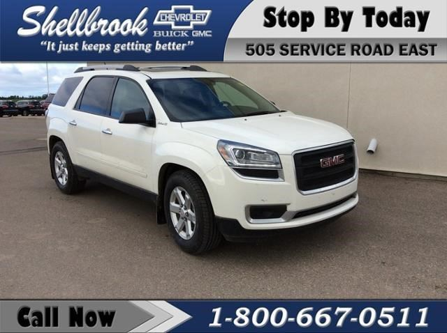 2014 GMC Acadia SLE2 in Shellbrook, Saskatchewan