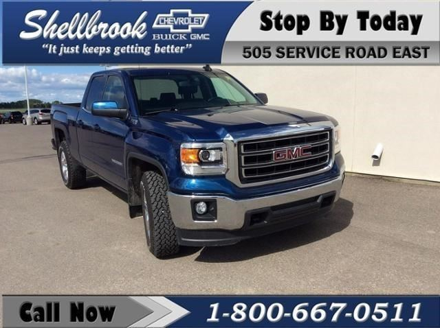 2015 GMC Sierra 1500 SLE in Shellbrook, Saskatchewan