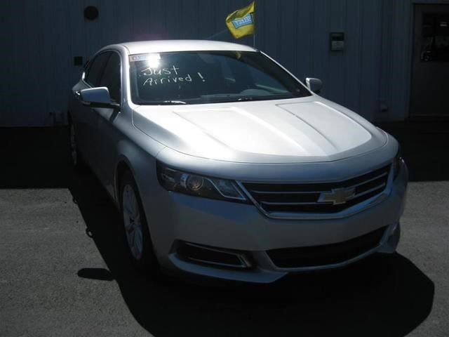 2016 CHEVROLET IMPALA LT in Carbonear, Newfoundland And Labrador