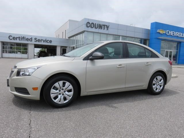 2014 Chevrolet Cruze 2LS in Essex, Ontario