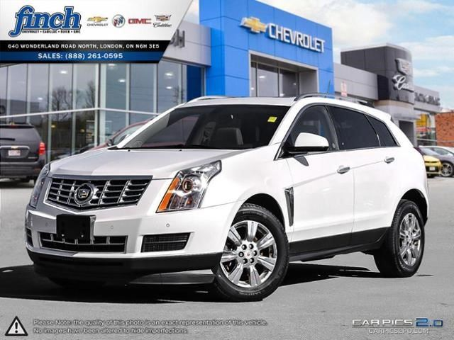 2015 Cadillac SRX Luxury in London, Ontario