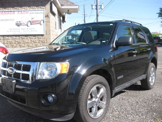 2008 Ford Escape V6 AWESOME DEAL ! 12M.WRTY+SAFETY $6990 in Ottawa, Ontario