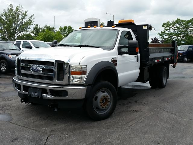 2010 Ford F-550 Super Duty XLT in Belleville, Ontario
