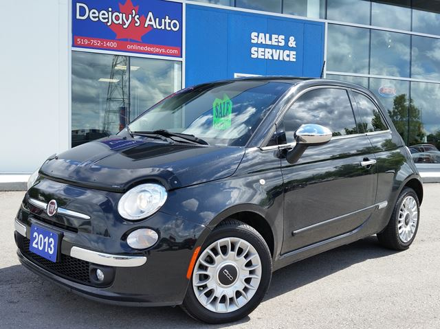 2013 FIAT 500 Lounge in Brantford, Ontario