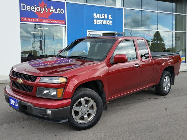 2010 Chevrolet Colorado LT RWD in Brantford, Ontario