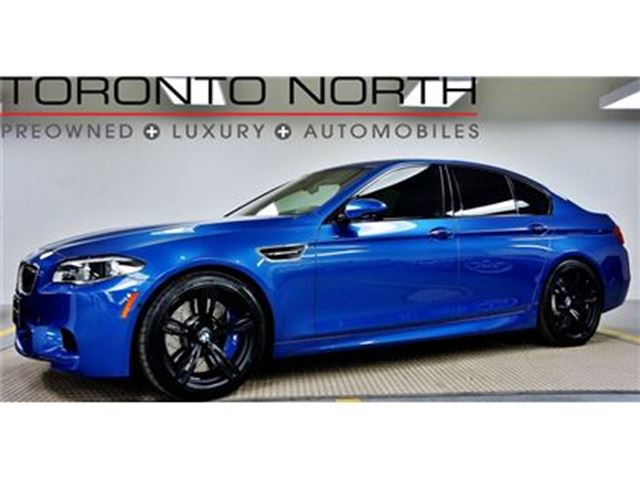 2016 BMW M5 NO ACCIDENT in Toronto, Ontario