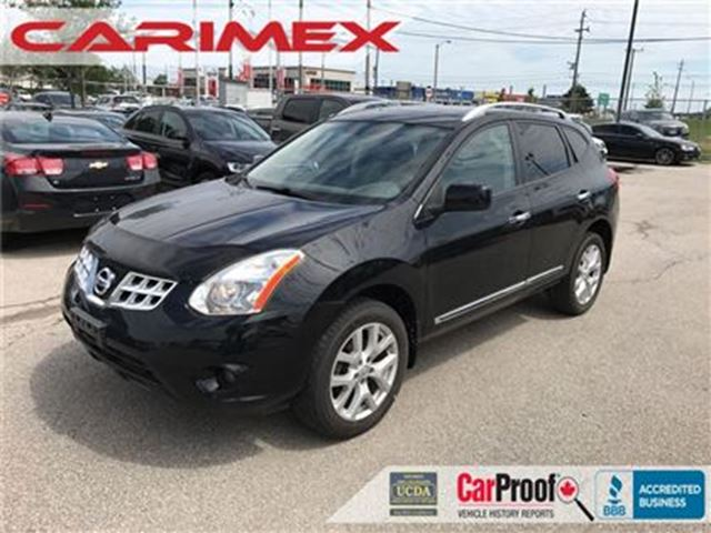 2012 Nissan Rogue SV in Kitchener, Ontario
