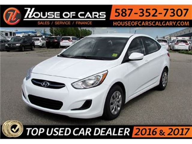 2016 Hyundai Accent SE / Bluetooth in Calgary, Alberta