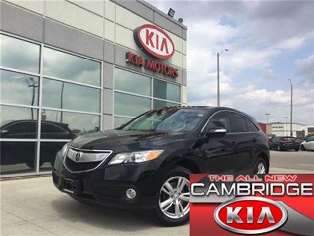 2014 Acura RDX 1 OWNER NO ACCIDENTS LEATHER ROOF in Cambridge, Ontario