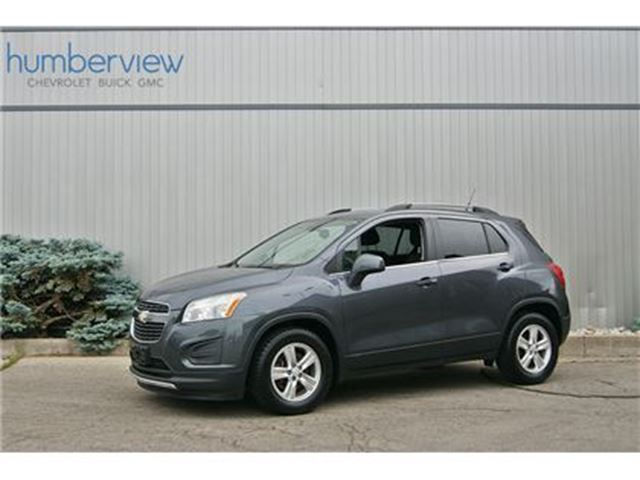 2013 CHEVROLET TRAX ALLOYS PWR GROUP  LOW KM in Toronto, Ontario