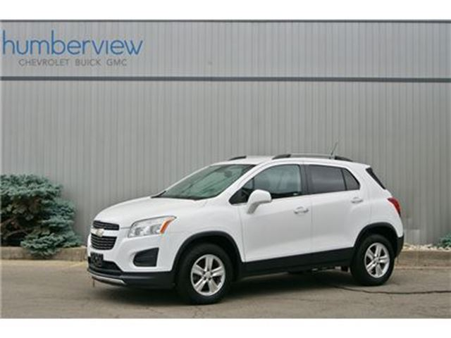 2013 CHEVROLET TRAX 1LT LOW KM ALLOYS AWD! RARE in Toronto, Ontario