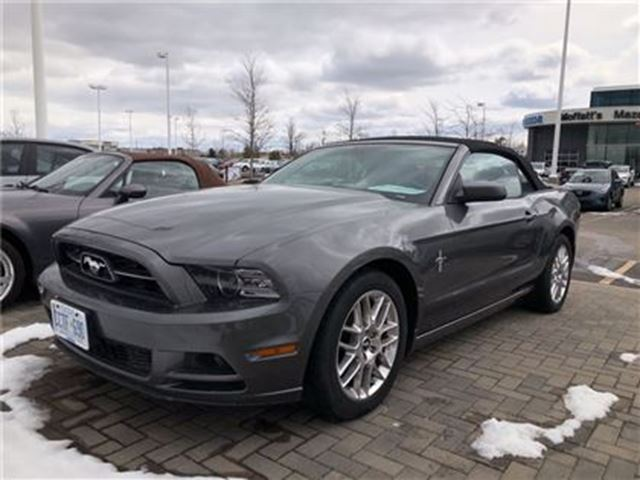 2014 Ford Mustang V6 Premium in Barrie, Ontario