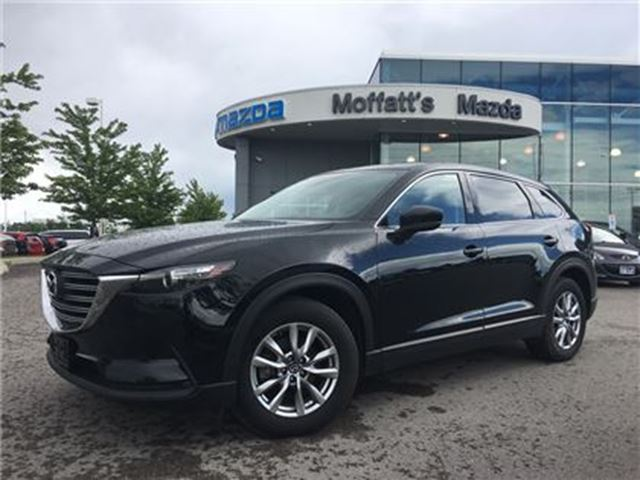 2016 Mazda CX-9 GS-L in Barrie, Ontario