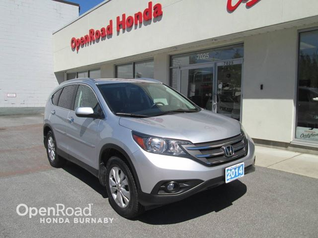 2014 Honda CR-V Touring in Burnaby, British Columbia