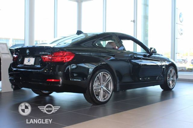 2017 BMW 4 Series Premium Package Enhanced AND Smartphone Connect in Langley, British Columbia