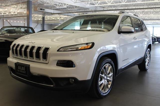 2016 Jeep Cherokee LIMITED CUIR/NAV in Mascouche, Quebec