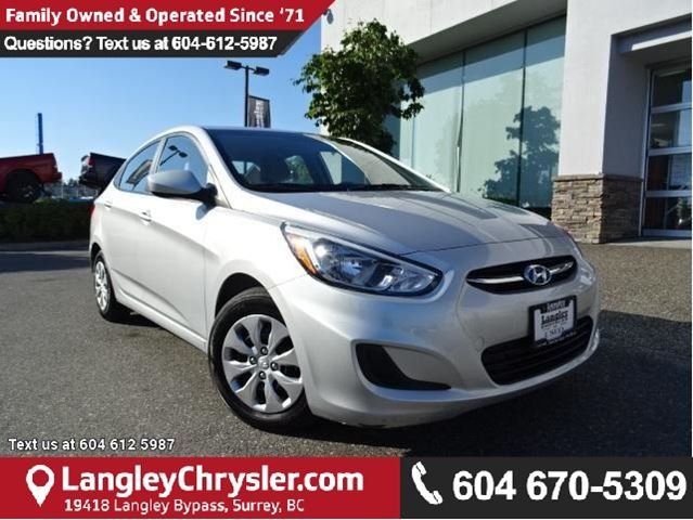 2015 Hyundai Accent GLS in Surrey, British Columbia
