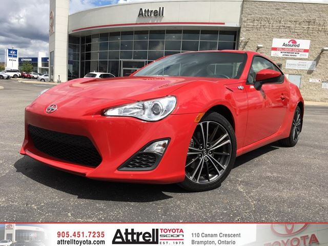 2015 Scion FR-S           in Brampton, Ontario