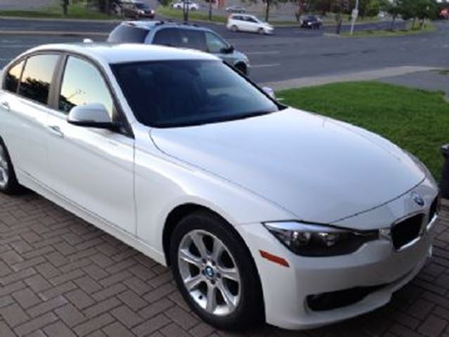 2014 BMW 3 Series 320i xDrive with Excess Wear Protection + + + in Mississauga, Ontario