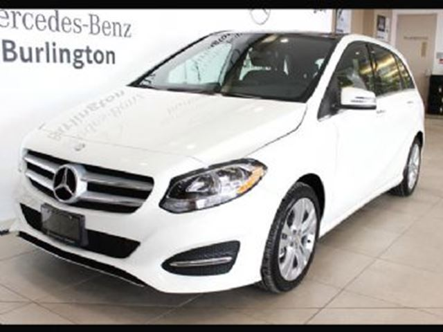 2017 Mercedes-Benz B-Class B250 in Mississauga, Ontario