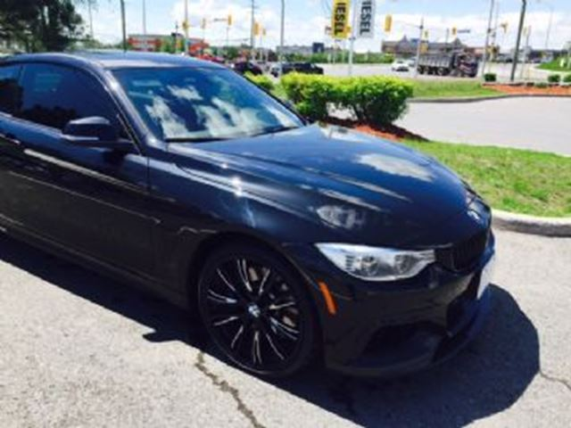 2016 BMW 4 Series 435 xi M Package in Mississauga, Ontario