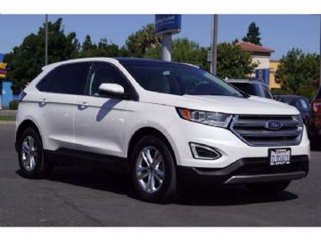 2015 Ford Edge 4dr SEL FWD in Mississauga, Ontario