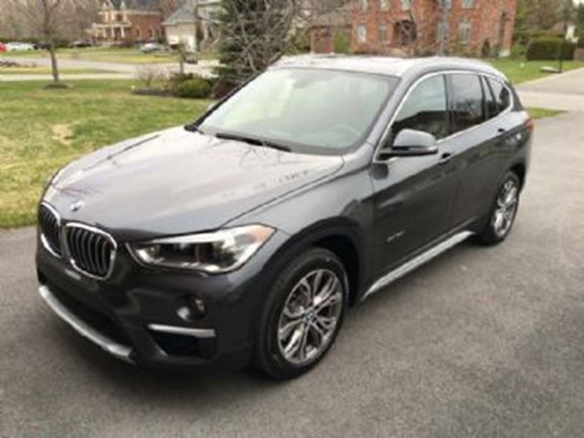 2016 BMW X1 AWD xDrive28i Premium Package Enhanced in Mississauga, Ontario