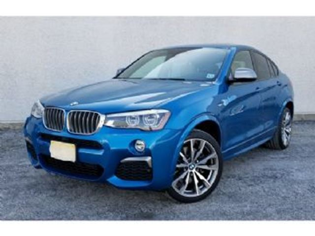 2017 BMW X4 X4 M40i in Mississauga, Ontario