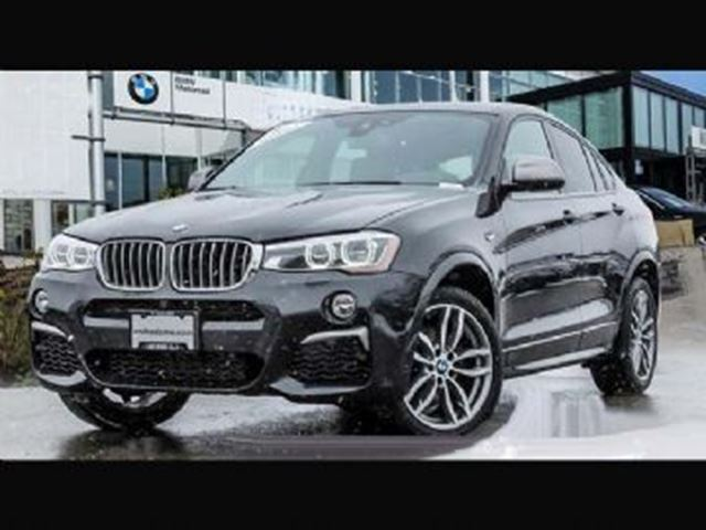 2017 BMW X4 M40i in Mississauga, Ontario