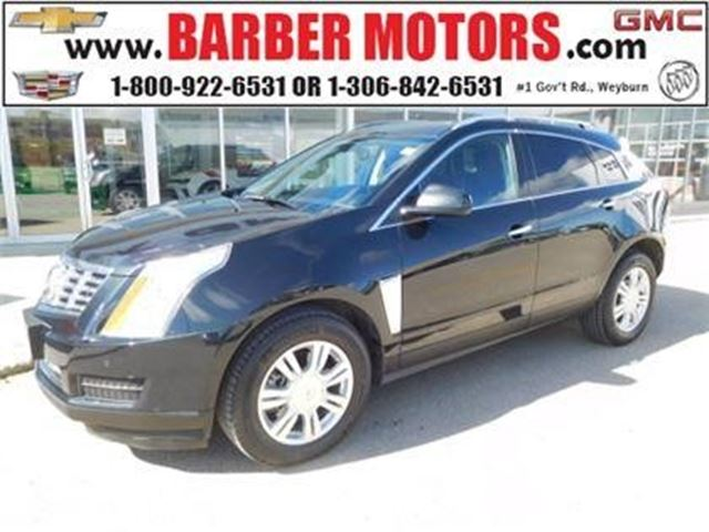 2013 Cadillac SRX Luxury in Weyburn, Saskatchewan