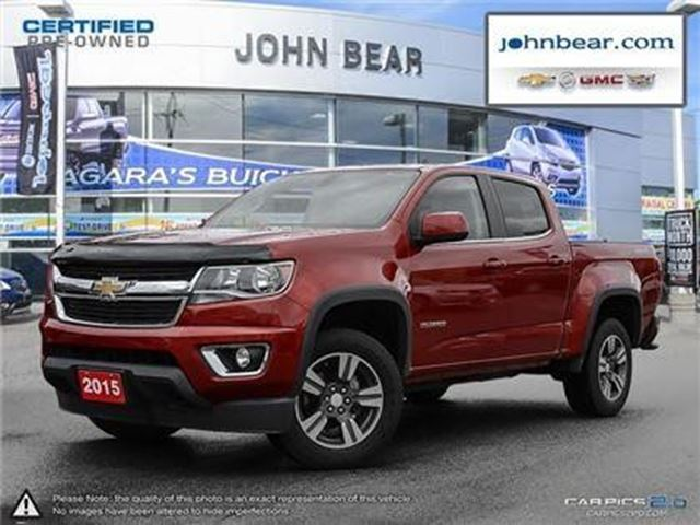 2015 Chevrolet Colorado 4WD LT in St Catharines, Ontario