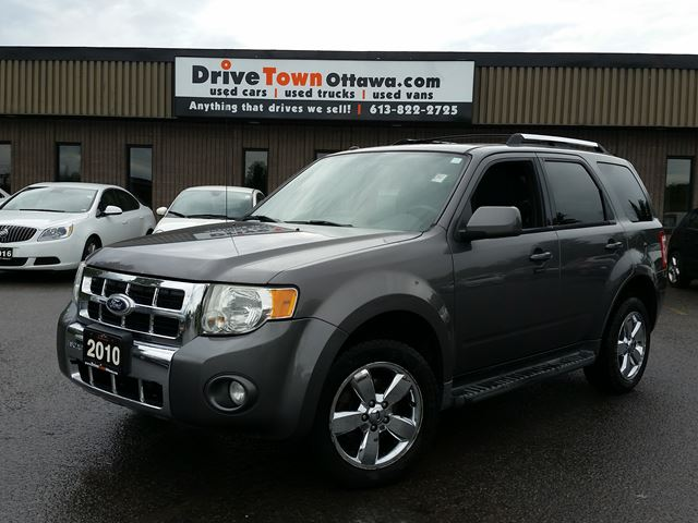 2010 Ford Escape LIMITED **LEATHER & MOONROOF** in Ottawa, Ontario
