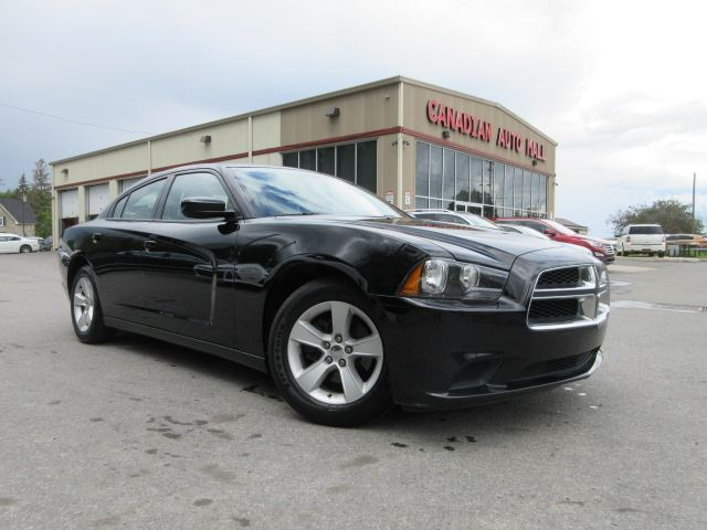 2012 Dodge Charger SE, ALLOYS, A/C, ONLY 61K! in Stittsville, Ontario