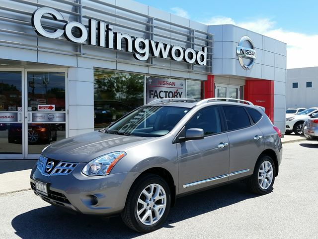 2012 NISSAN ROGUE SV AWD PREMIUM *1OWNER* in Collingwood, Ontario