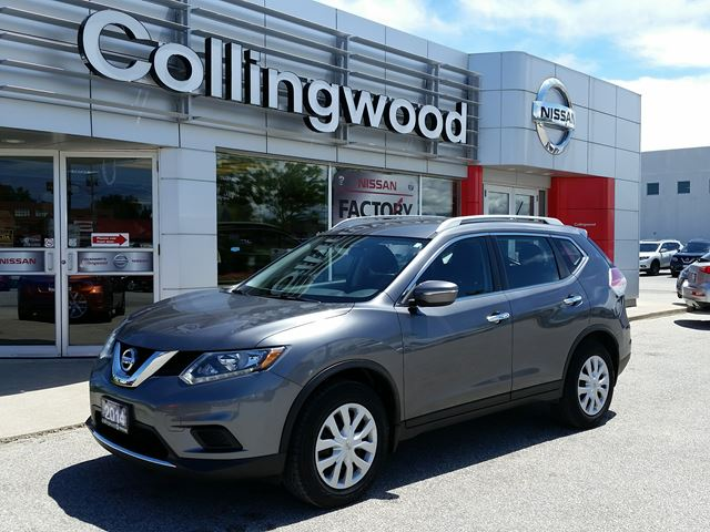 2014 NISSAN ROGUE S FWD *1 OWNER* in Collingwood, Ontario