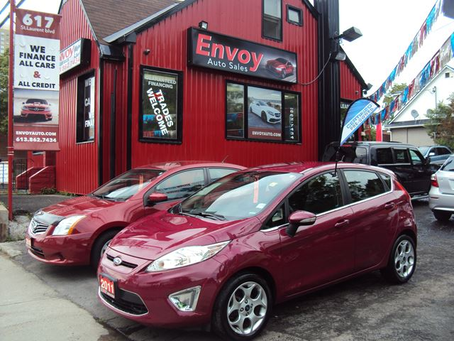2011 Ford Fiesta SES HEATED SEATS!!ONE OWNER!!BLUETOOTH!! in Ottawa, Ontario