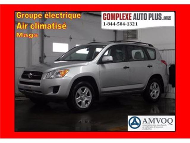 2012 Toyota RAV4 AWD 4x4 2.5L *A/C, Cruise, Groupe élec. in Saint-Jerome, Quebec
