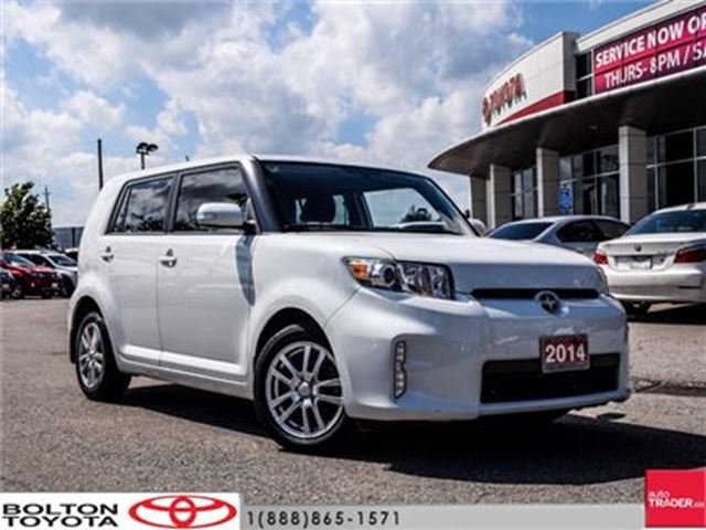 2014 Scion xB 4sp at Realease Edition, *Automatic*, No Accidents in Bolton, Ontario