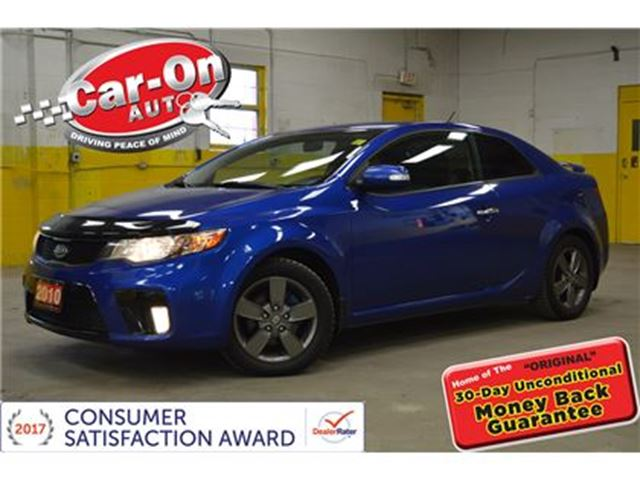 2010 Kia Forte Koup 2.0L EX AUTO A/C HEATED SEATS ALLOYS in Ottawa, Ontario