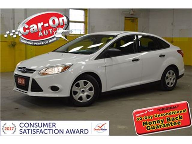 2014 Ford Focus S AUTO A/C PWR GROUP BLUETOOTH in Ottawa, Ontario