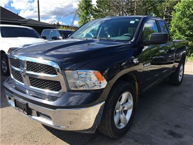 2015 Dodge RAM 1500 SLT**BACK-UP CAM**TRAILER TOW** in Mississauga, Ontario