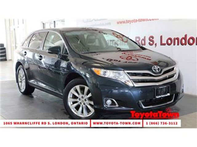 2014 Toyota Venza AWD XLE LEATHER MOONROOF POWER SEAT in London, Ontario