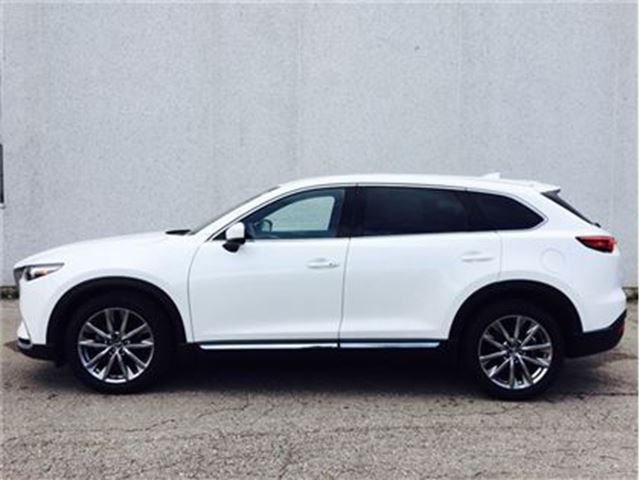 2016 Mazda CX-9 GT,Leather, Navi, 7 pass, top line in Vaughan, Ontario