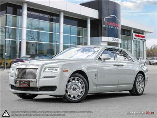 2016 ROLLS-ROYCE PHANTOM SERIES II   CAR-PROOF CLEAN   CANADIAN VEHICLE in Mississauga, Ontario